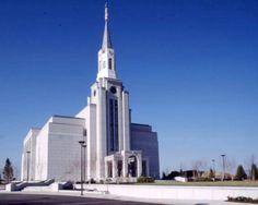 Boston, Massachusetts Temple (Mormon).