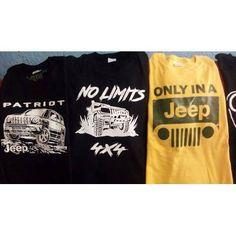 Playera Jeep, 4x4 , Off Road, Land Rover, Envio Gratis - $ 199.00