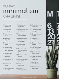 The Minimalism Challenge, # . - The 30 day minimalism challenge, # - Minimalist Furniture, Minimalist Decor, Minimalist Kitchen, Minimalist Interior, Minimalist Bedroom, Minimalist Living, Modern Minimalist, Minimalist Wardrobe, Minimalism Challenge