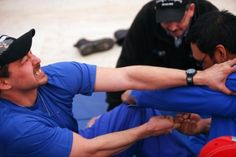 Finger Pulling, Head Pulling and Kick the Seal: The Craziest Sports in the Arctic Games held in Greenland