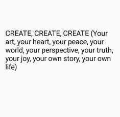 Best Quotes, Awesome Quotes, Live Laugh Love, Healthy Mind, Make You Feel, Create Yourself, Perspective, Spirituality, Healing