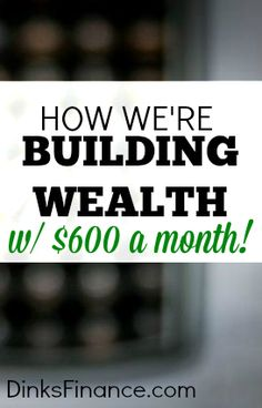 Yes! You can save with only $600 a month!Here's how you can too.