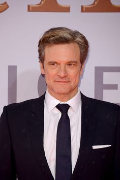 Colin Firth attends 'Kingsman - The Secret Service' German Premiere at CineStar on February 3, 2015 in Berlin, Germany.  (Photo by Luca Teuchmann/WireImage)