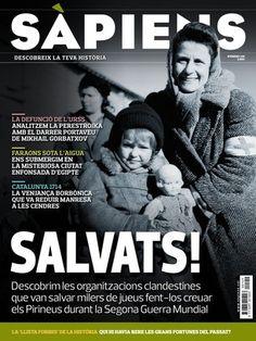 'Sàpiens' és una apassionant revista de divulgació històrica, líder a Catalunya, que ens aproxima als principals esdeveniments del nostre passat i del món. 'Sàpiens', descobreix la teva història. Disponible en #Ztory: https://www.ztory.com/es/magazines/sapiens