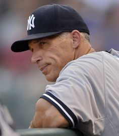New York Yankees Manager Joe Girardi -- 07/28/2015 -- NYY @ TEX