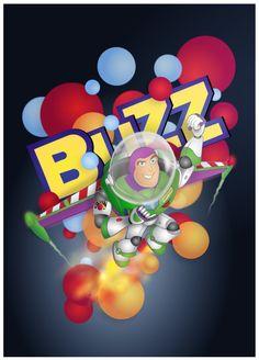 Buzz-LightYear---Vector-Illustration-by-GOvectorZ by GovectorZ.deviantart.com on @DeviantArt