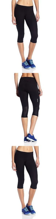 Compression and Base Layers 179822: 2Xu Womens Trainer 3 4 Tights, Black, Large -> BUY IT NOW ONLY: $110.54 on eBay!