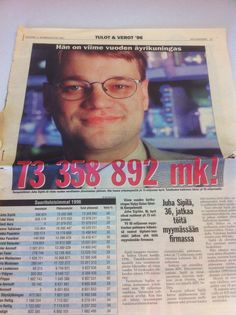 Finnish Prime Minister Juha Sipilä is rich. He has gained a lot from paying low taxes or no taxes at all. Now he has hidden his moneys away from the taxman, while at the same time he and the government has raised taxes to the poor people, lowered the pensions from the poor etc. this list is very long...