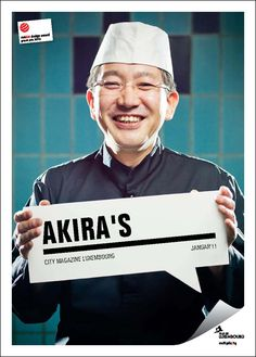 Akira's City Mag. Cover Photography by Julien Becker.