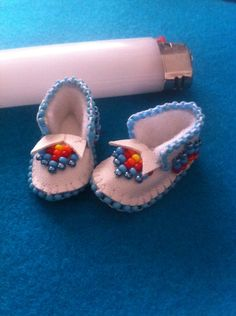 Mini Mocassin Earrings by Aniita