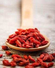 Goji Berry are filled with powerful antioxidants and other compounds. Goji berries also have compounds rich in vitamin A.