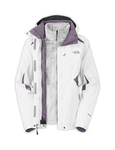 Me likey a lot! The North Face Boundary Triclimate Jacket - Women's Winter Outfits Women, Winter Jackets Women, North Face Women, The North Face, North Faces, Triclimate Jacket, Travel Clothes Women, Ski Clothes, Fall Clothes