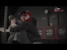 nice Angela Lee Women's Self Defense Tip # 2: Front Choke Escape|Evolve University