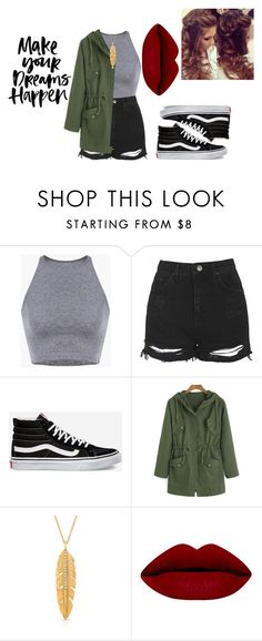 """Follow your dreams. Do what you like."" by monicachica18 on Polyvore featuring Topshop, Vans, women's clothing, women's fashion, women, female, woman, misses, juniors and streetfashion"