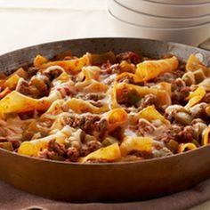 Weeknight Lasagna Toss Recipe   Key Ingredient