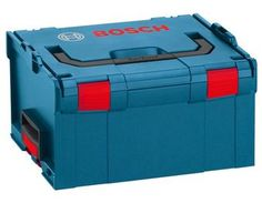 L-Boxx 238:  - 40cm-Wasserwaage - Zollstock - Stifte - Cuttermesser - Schraubendreherset - Zangenset (Seitenschneider, Kombizange, Spitzzange, Abisolierzange) - Kleiner Knarrenkasten - Hammer - Steckschlüsselsatz - Schere - Maulschlüsselsatz  #LBoxx238