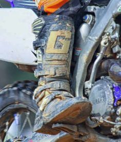 Dirt Bike Boots: The Definitive Guide To Selecting, Sizing And Maintaining Dirt Bike Boots, Mx Boots, Biker Boots, Bikers, Motocross, Badass, Motorcycles, Leather, Shoes