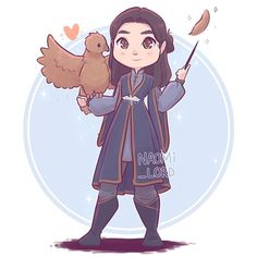 ✨💙 Ravenclaw Eagle with the Diadem! 💙✨ That's all the house animals! Im thinking maybe modern versions of the founders next? Always Harry Potter, Cute Harry Potter, Harry Potter Artwork, Harry Potter Drawings, Harry James Potter, Harry Potter Anime, Harry Potter Wallpaper, Harry Potter Facts, Harry Potter Books