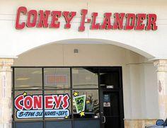 Best Hot Dog: Coney I-Lander