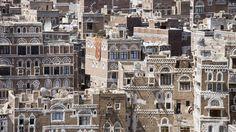 Old Town, Yemen