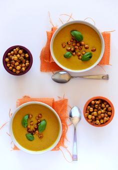 Sweet Potato Coconut Curry Soup - instead of three cups coconut milk, used 1 can of coconut milk + 2 cans of chicken broth (be careful of salt with added broth)