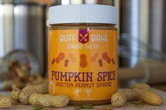 Buff Bake Pumpkin Spice Peanut Butter