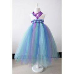 Peacock Princess Tutu Dress
