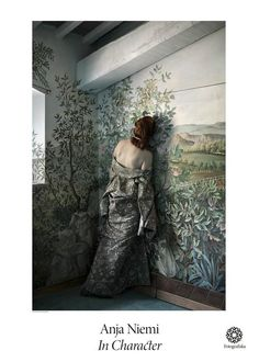 Anja Niemi The Flower Room Weegee, Flower Room, Famous Photographers, Ikon, Room Inspiration, Portrait, Lady, Artwork, Flowers