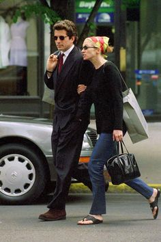 Your New '90s Style Inspiration: Carolyn Bessette-Kennedy #refinery29