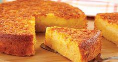 Sample Page - Receitas da Tia Sweet Recipes, Cake Recipes, Dessert Recipes, Sweet Corn Cakes, Brazilian Dishes, Bread Cake, Homemade Cakes, Yummy Cakes, Cupcake Cakes