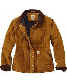 Carhartt Women's Sandstone Newhope Jacket
