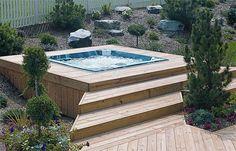 Yep...I want a hot tub.