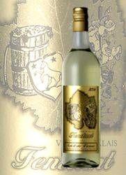 Fendant  Weinproduzent: Hans Bayard SOLEIL DE VARÔNE