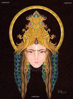 manmadha  the god of love