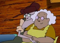 eustace and muriel