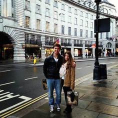 Goodbye! #RegentStreet #London -cristinagomezb