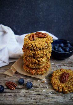 Golden Ginger & Turmeric Cookies (vegan and gluten free)