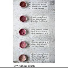 #DIYBlush #DIYnaturalBlush #NaturalBlush #Blush #DIY #DIYMakeup #Makeup #HowToMakeBlush Sourc