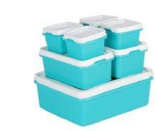 "Amaze - Air tight microwave oven usable lunch box ""http://goo.gl/uwj4Gi"""