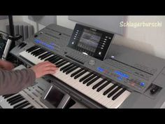 Im Herzen Jung (Amigos) - Schlagerburschi Cover Organ Music, Dance Music, Yamaha, Piano, Entertaining, Film, Cover, Youtube, Friends