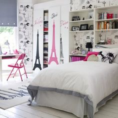 Outstanding Cute Girl Room Ideas As Cute Teen Bedrooms Home Design Ideas cute room ideas diy Teenage Girl Bedroom Designs, Bedroom Decor For Teen Girls, Cute Bedroom Ideas, Teenage Girl Bedrooms, Awesome Bedrooms, Girl Rooms, Tween Girls, Girl Bedroom Walls, Woman Bedroom