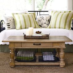 I pinned this Paula Deen Down Home Coffee Table from the Style Study: Vintage Barn event at Joss and Main!