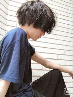 Asian Short Hair, Girl Short Hair, Short Hair Cuts, Tomboy Hairstyles, Cool Hairstyles, Shot Hair Styles, Curly Hair Styles, Cut My Hair, New Hair