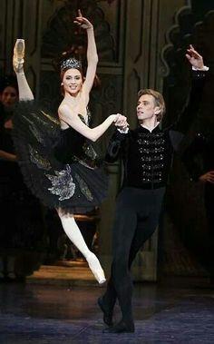 Svetlana Zakharova what a talented dancer