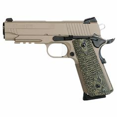 sig sauer 1911 | Sig 1911 .45 ACP Scorpion Carry Pistol 1911CAR-45-SCPN