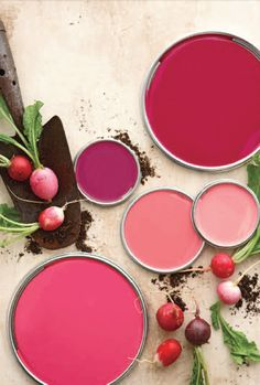 My Color Personality - Pink? Interior Paint Colors, Paint Colors For Home, Paint Colours, Favorite Paint Colors, Favorite Color, Room Colors, House Colors, Colour Schemes, Color Combos