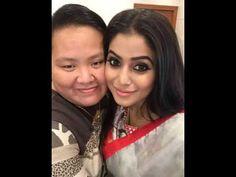Actress Poorna Latest Selfie
