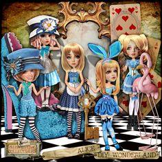 xquizart- weekly updates: 'DIY Wonderland'