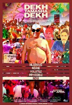 Dekh Tamasha Dekh (2014) PreDVDRip Full Hindi Movie Free Download  http://alldownloads4u.com/dekh-tamasha-dekh-2014-predvdrip-full-hindi-movie-free-download/