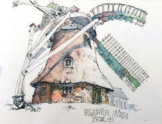 Urban Sketchers Germany: Ostfriesland